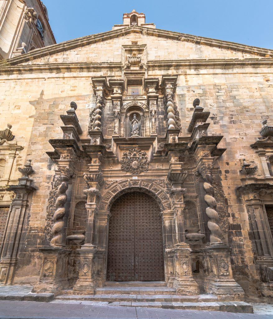 Iglesia de la Asunción de Calaceite